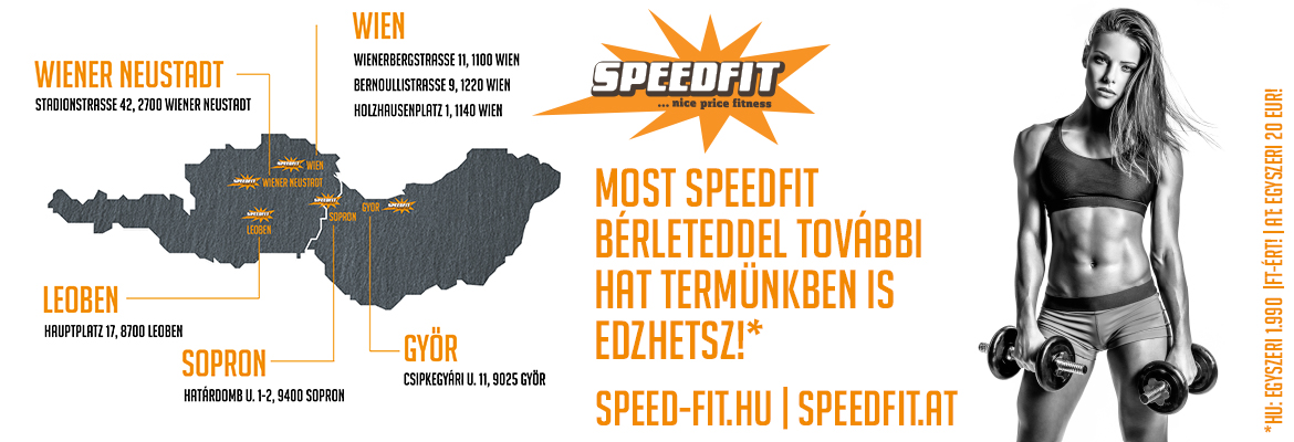 SPEEDFIT ALL IN